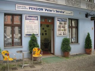 Pension Berlin Pension Peters Service immagine 1